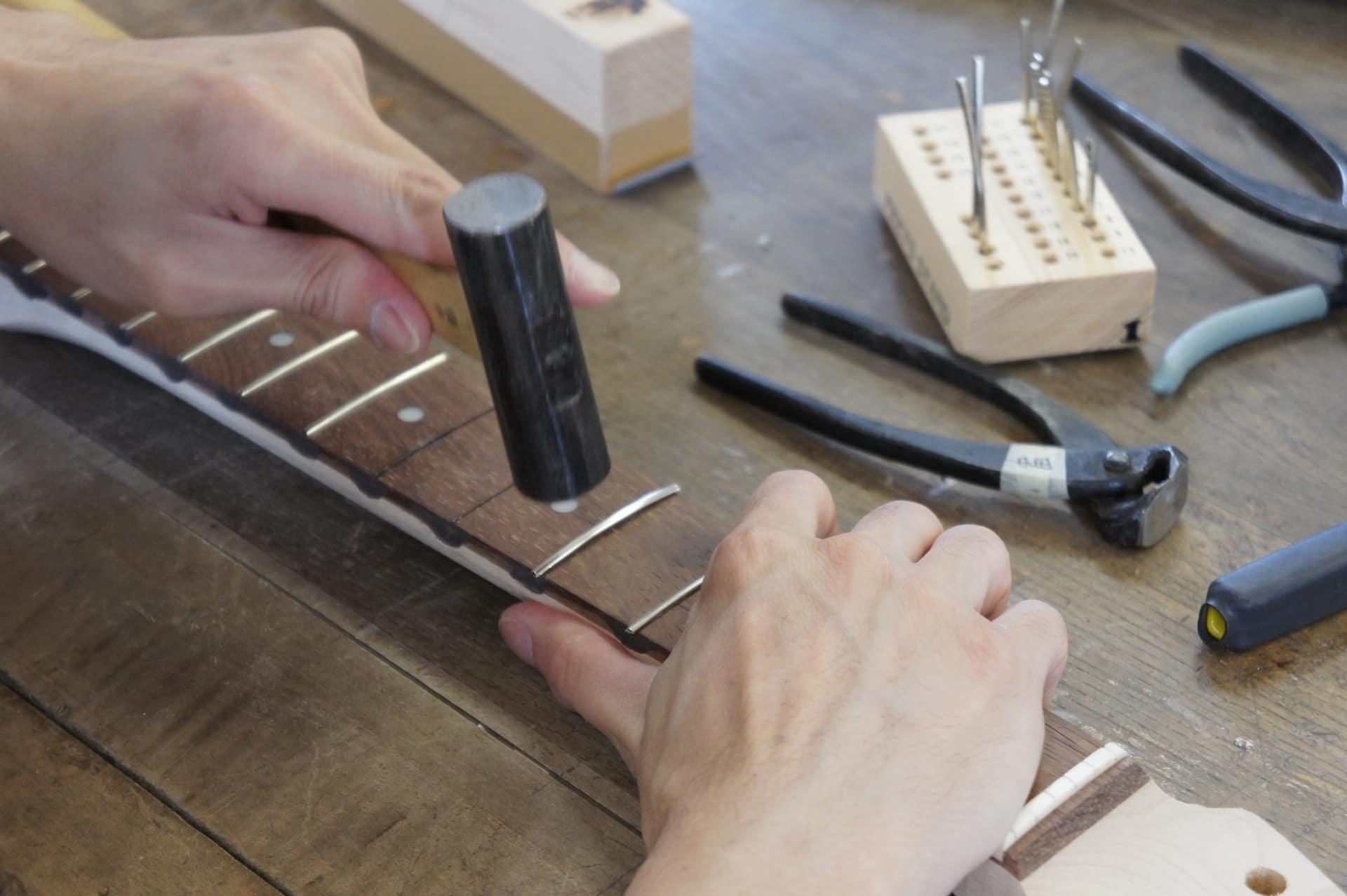 ギターリペア教室