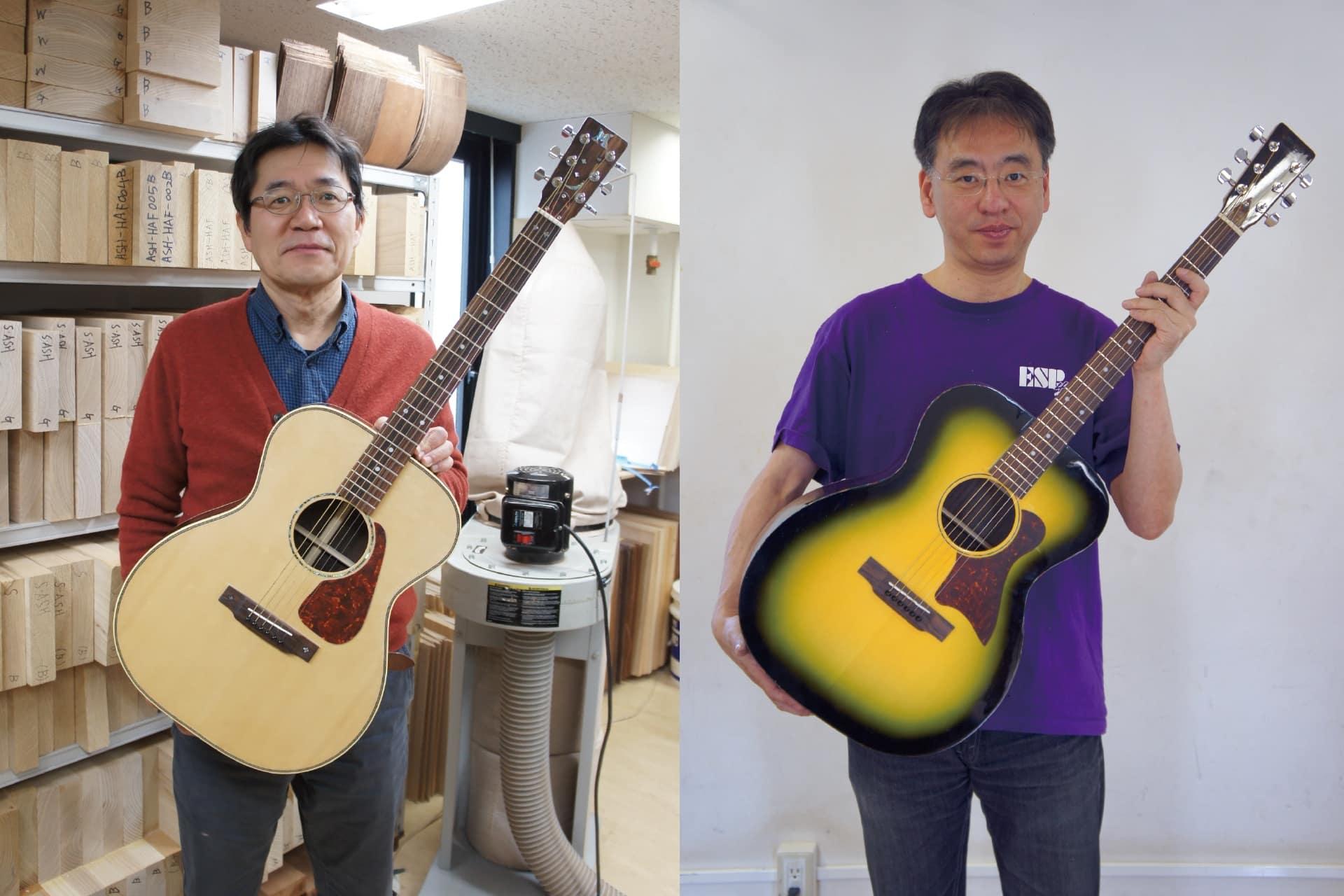 アコースティックギター製作コース